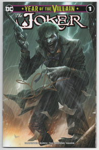 JOKER YEAR OF THE VILLAIN #1 Francesco Mattina Variant Signed CGC John Carpenter Batman (10/09/2019) DC