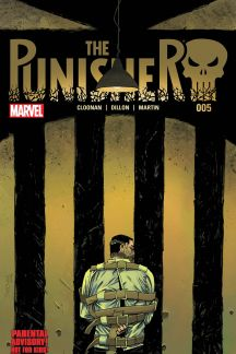 Punisher 5 Marvel 2016
