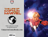 Life Of Captain Marvel 1 2018 Adam Hughes Virgin Variant (07/18/2018)