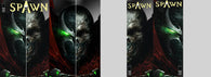 SPAWN #285 Francesco Mattina Set Of 4 Color Virgin A B C D Variant