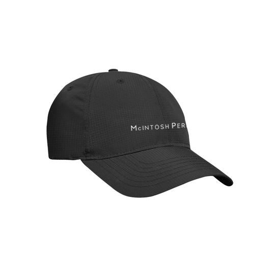 Performance Cap Black