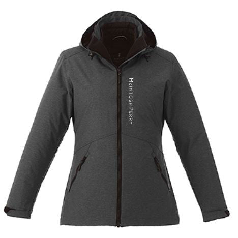 Delamar Womens 3 in 1 Jacket