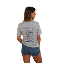 2017 NY WOMEN'S SURF FILM FEST | GREY UNISEX T-SHIRT
