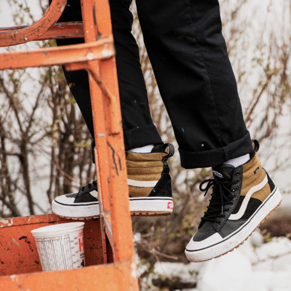 VANS MTE - Brave any weather in style