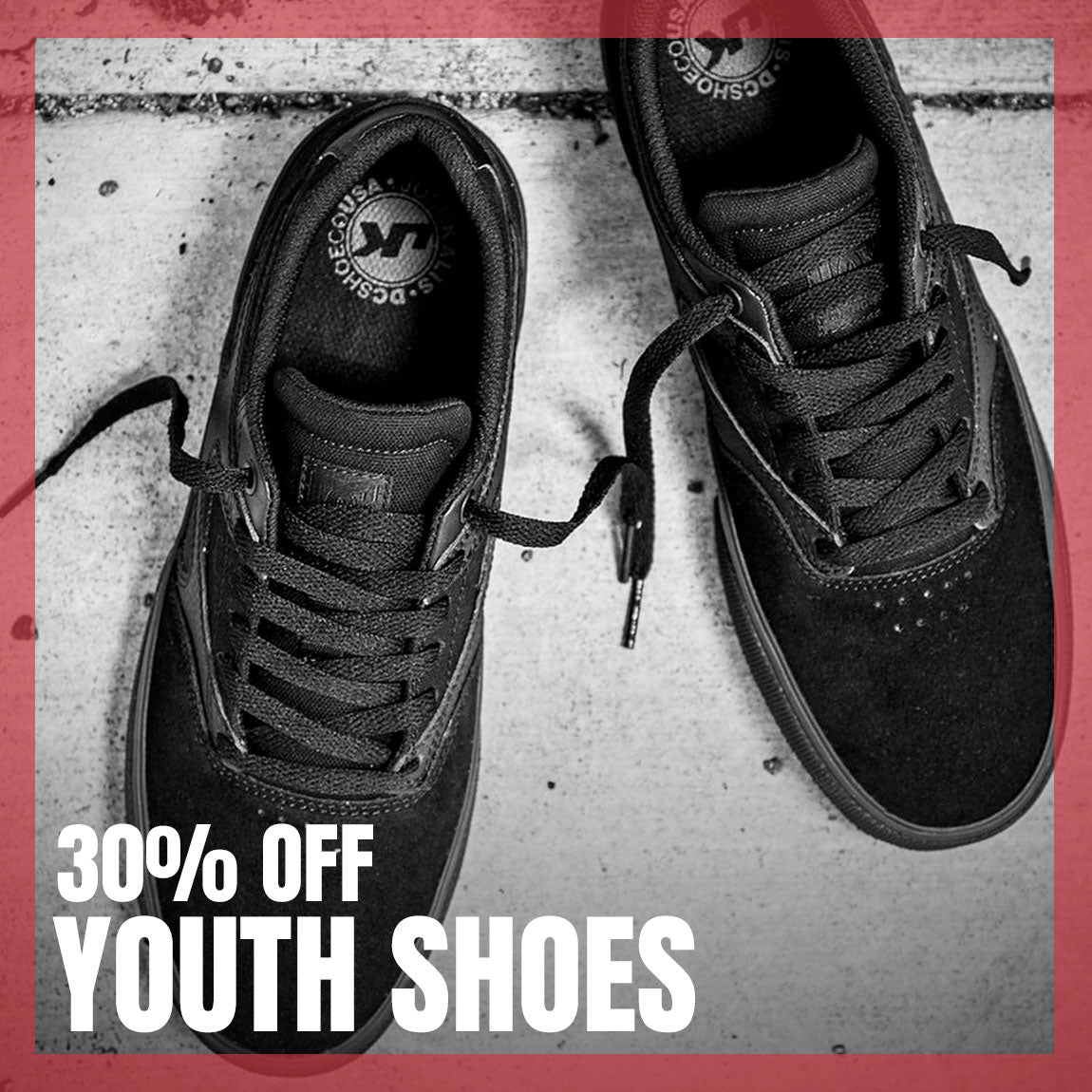 YOUTH SHOES
