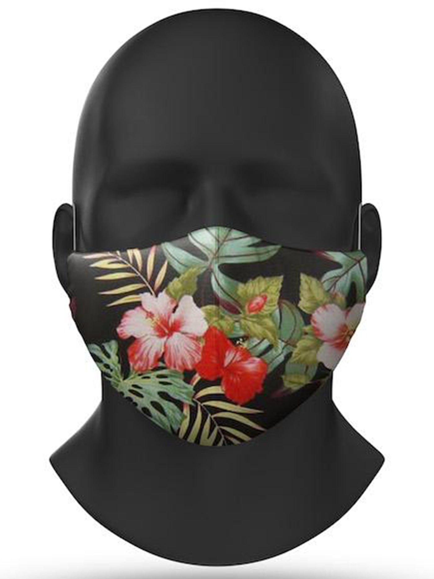 Hawaiian Covid-19 Face Mask