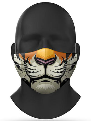 Tiger Covid-19 Face Mask