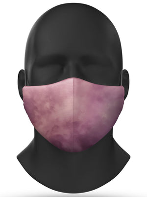 Purple Sky Covid-19 Face Mask