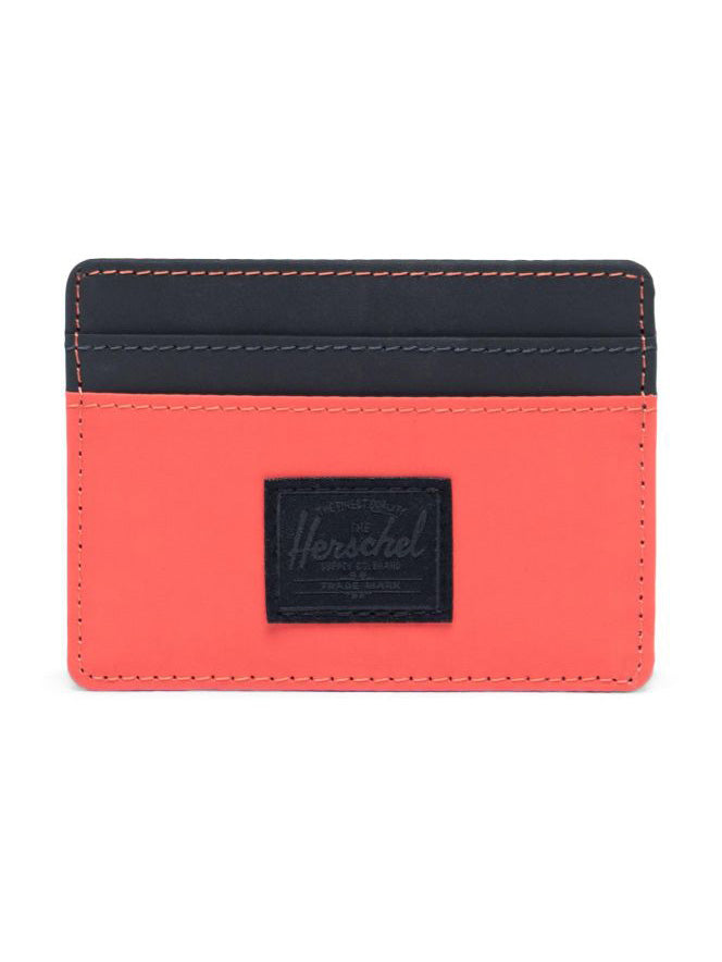 HOT CORAL/BLACK (03077)