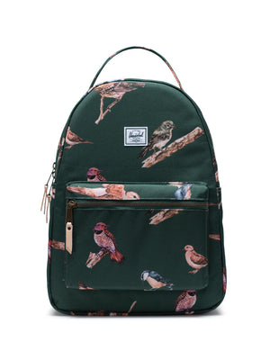 DARK GREEN BIRDS (04073)