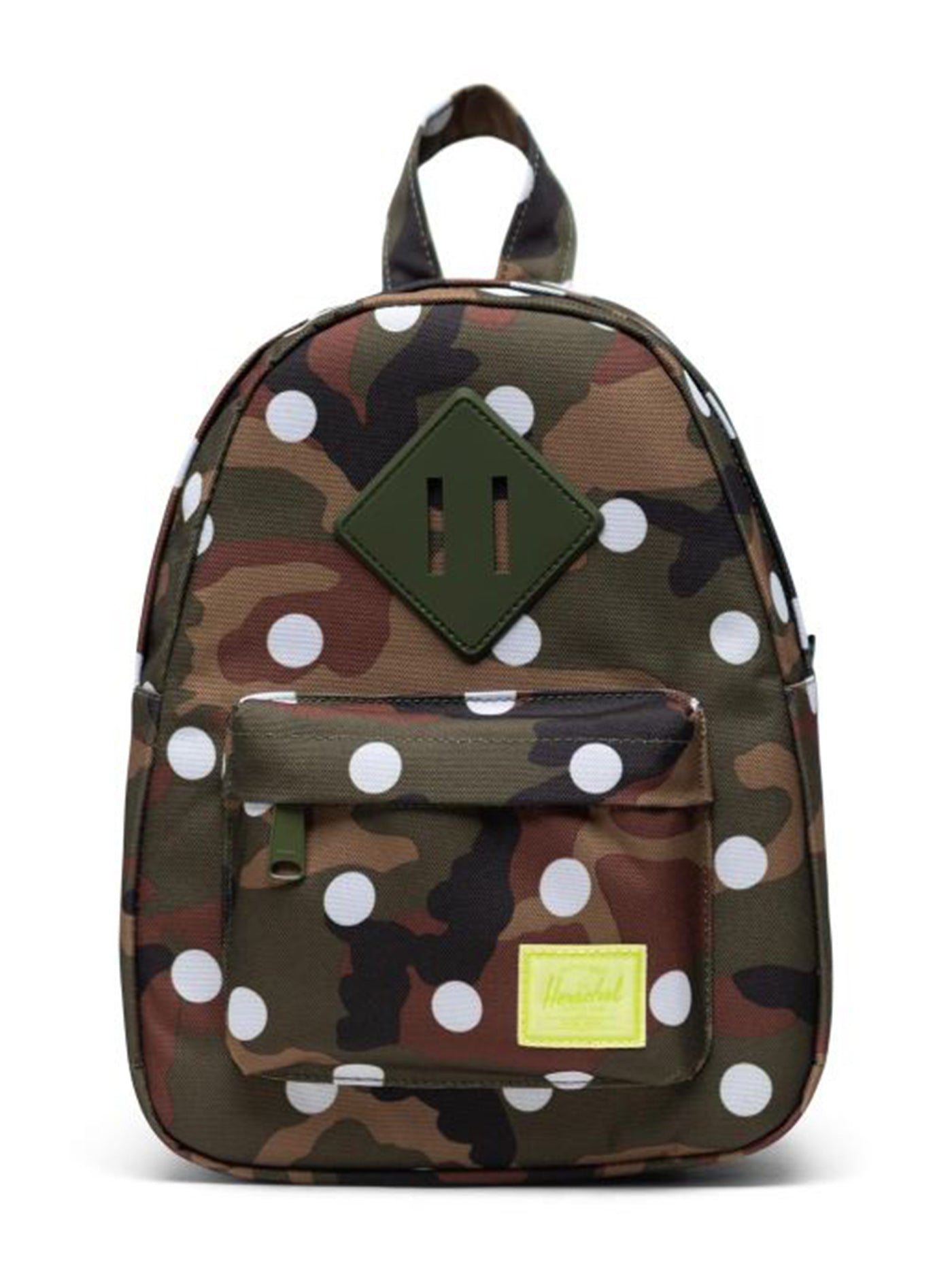 WOOD CAMO WHT DOT (03569)