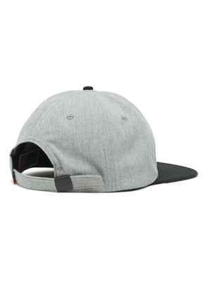HEATHER GREY/BLACK (0841)
