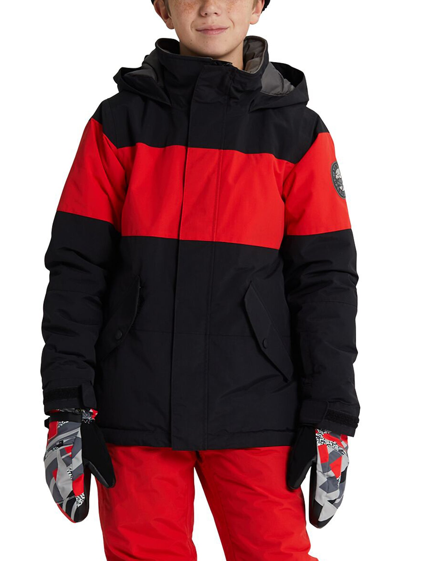 Symbol Insulated Jacket (Youth 7-14)