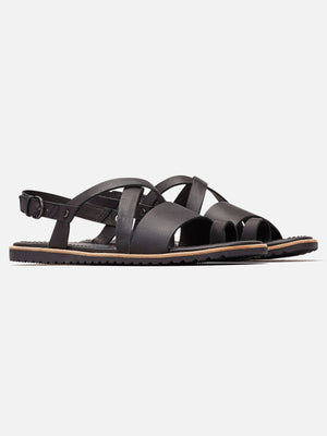Ella Criss Cross Sandals (Women)