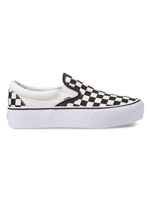 CHECKER BLACK/WHITE (BWW)