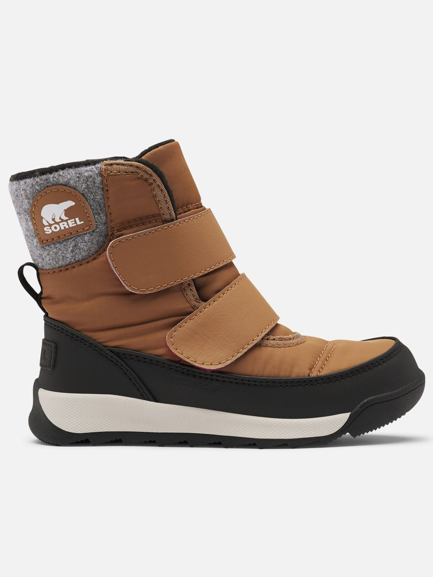 Whitney II Strap Boots (Little Kids)