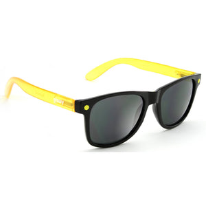 BLACK/YELLOW TRANSPARENT