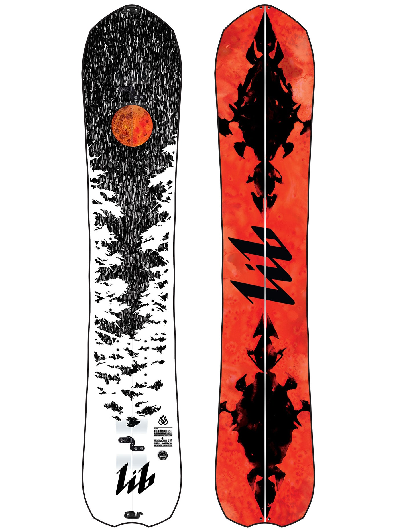 Travis Rice Gold Member FP (Splitboard)