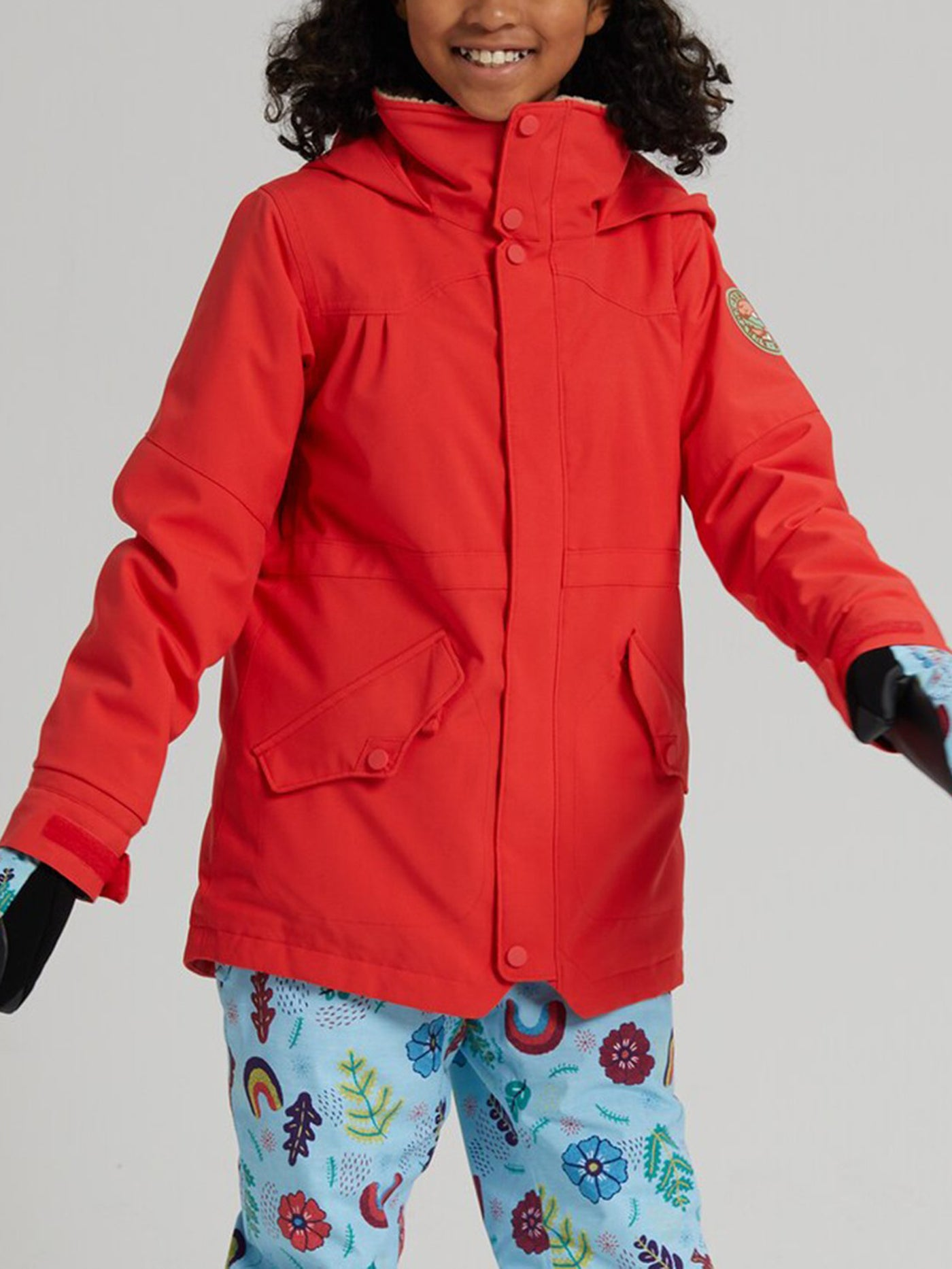 Shortleaf Insulated Parka Jacket (Youth 7-14)
