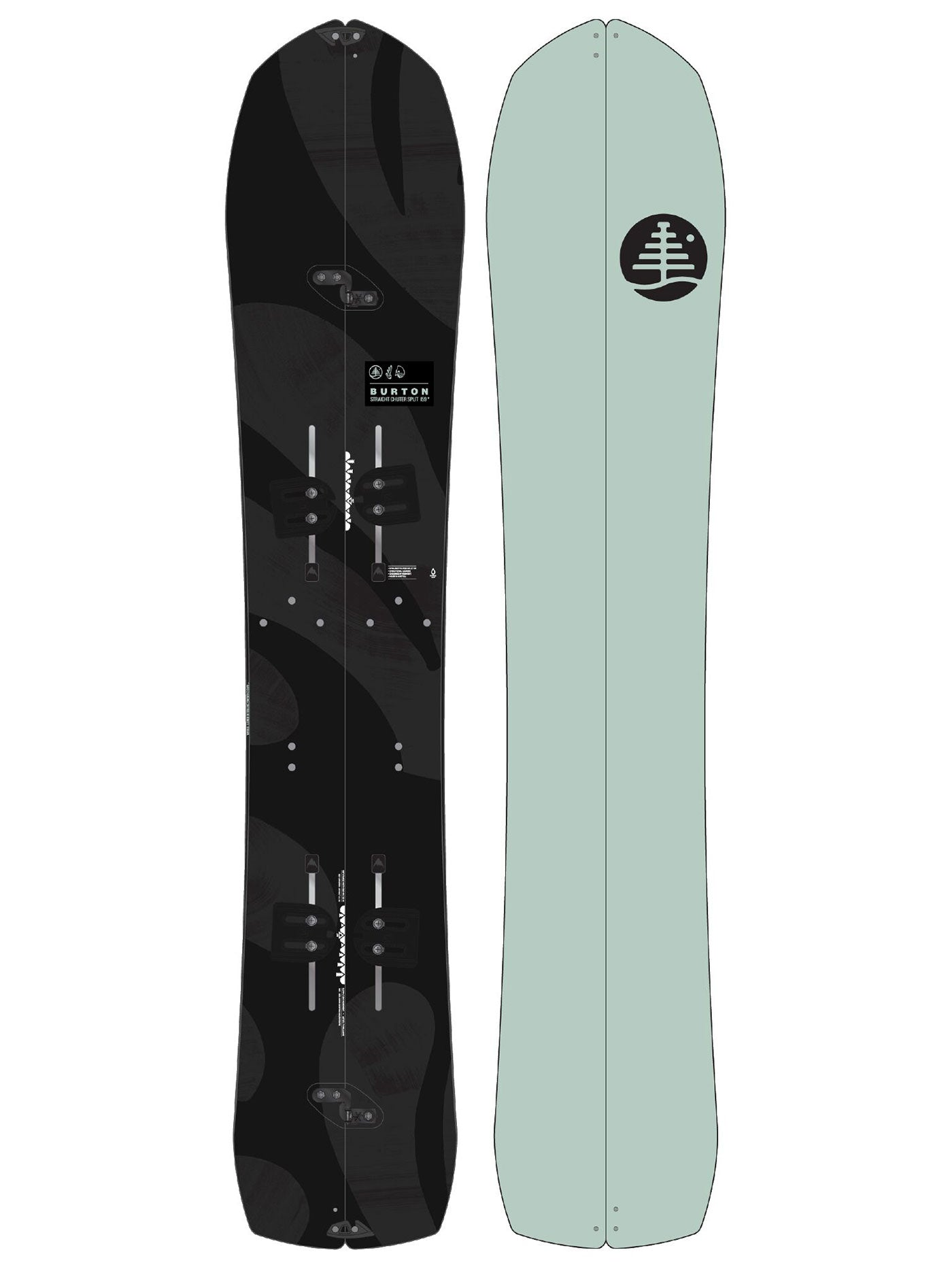 Family Tree Straight Chuter (Splitboard)