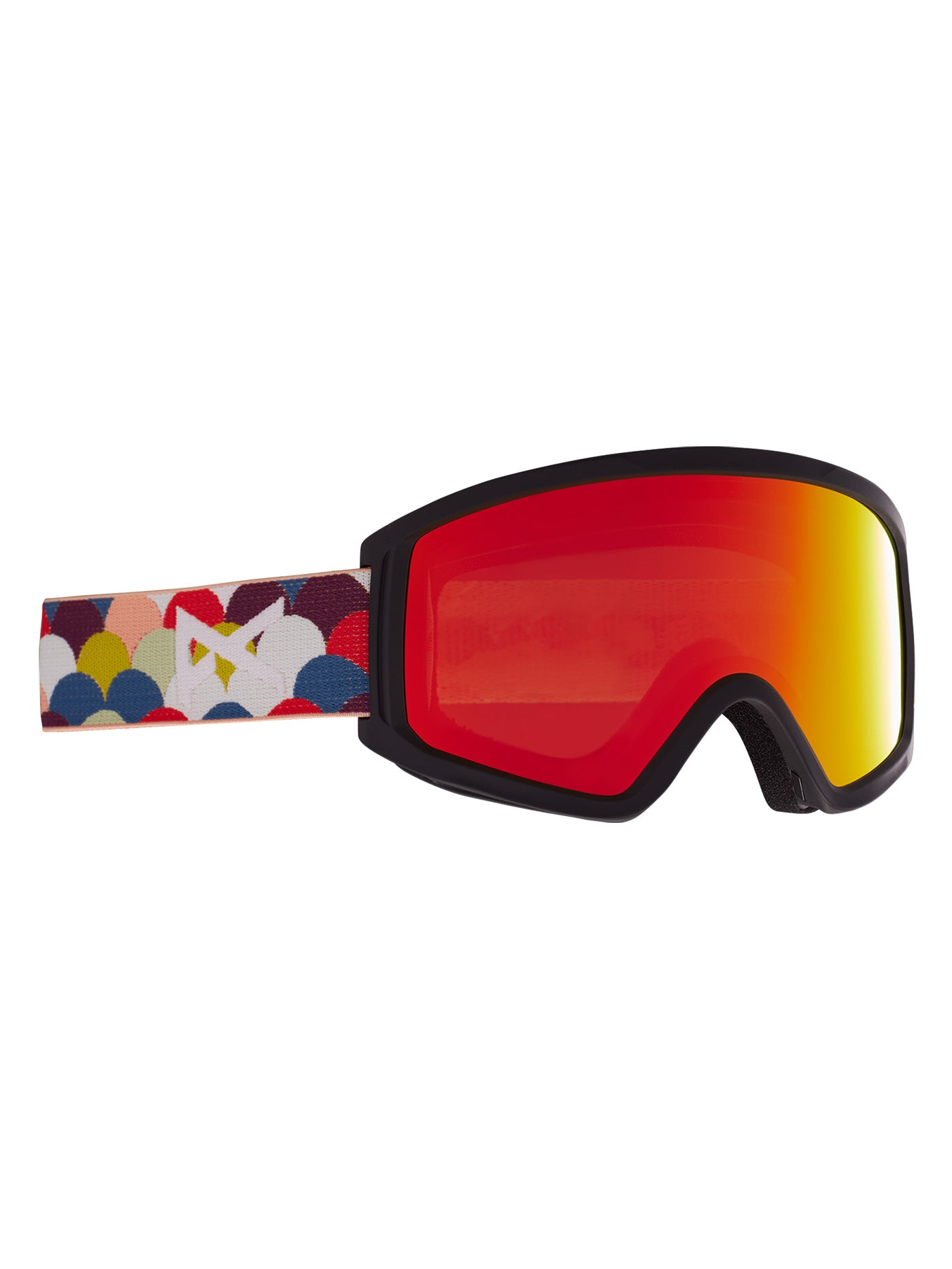 RAINBOW BLK/RED SOL (960)