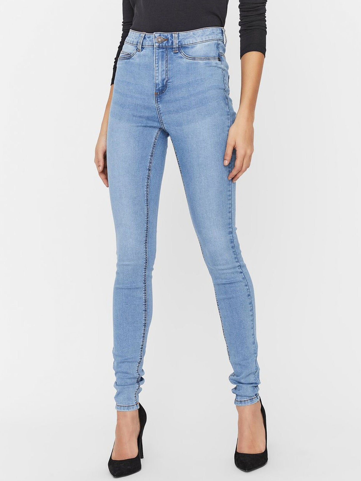 Callie Skinny Fit Jeans