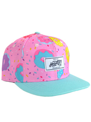 Duh Donut Snapback Hat (Youth)