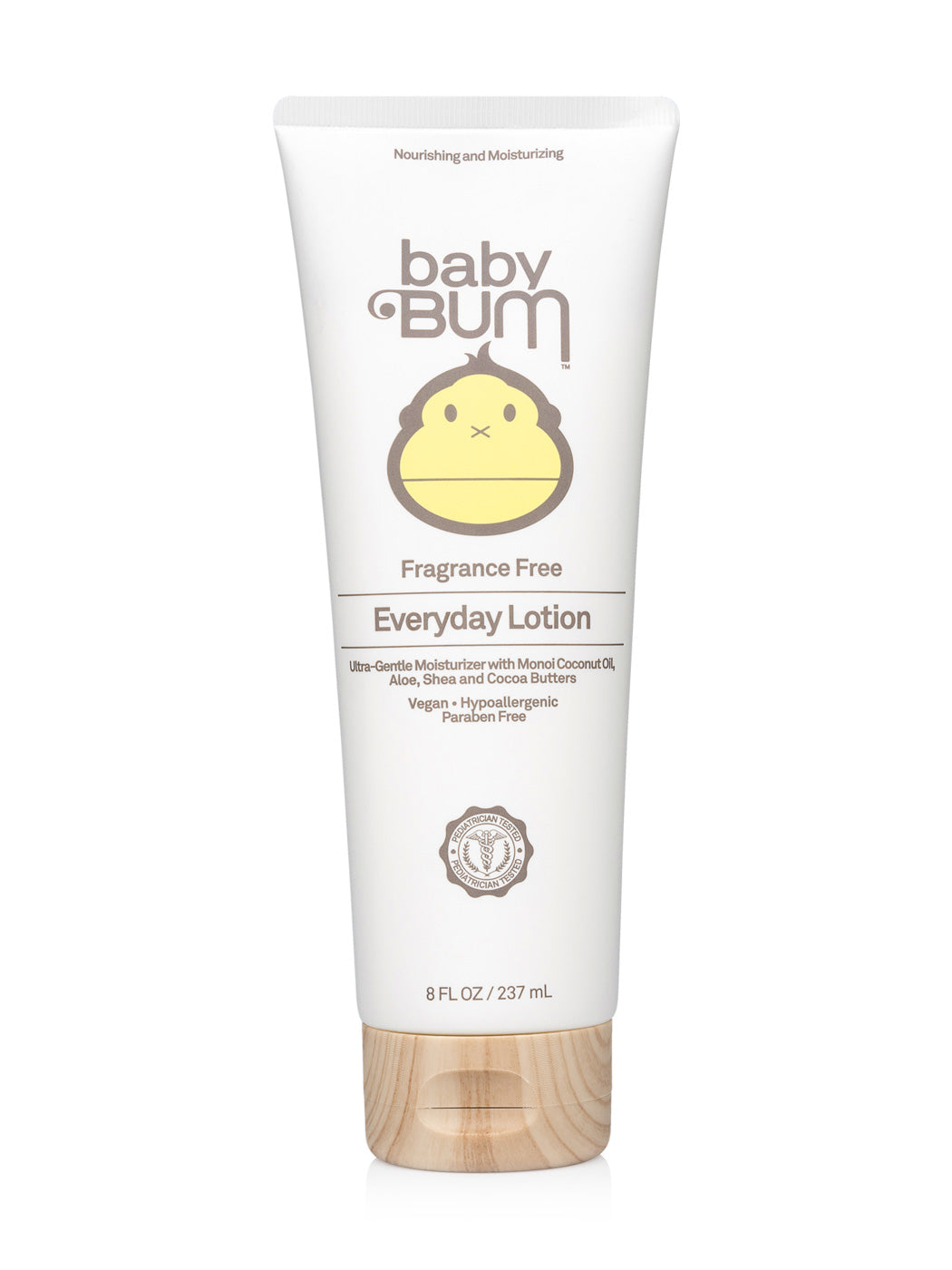 Baby Bum Everyday Fragrance Free Lotion