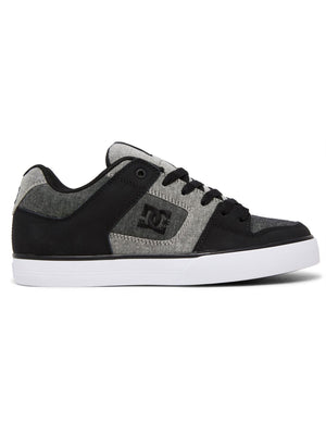 BLACK/HEATHER GREY (BHE)