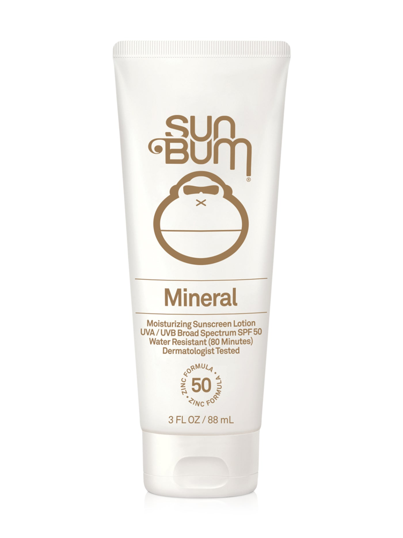 Mineral Tube Sunscreen 50 SPF