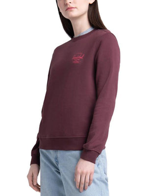 LOGO PLUM/MNR RED (00353)