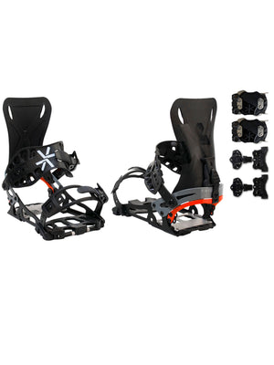 Nomad Bindings + Splitboard Interface (Splitboard)