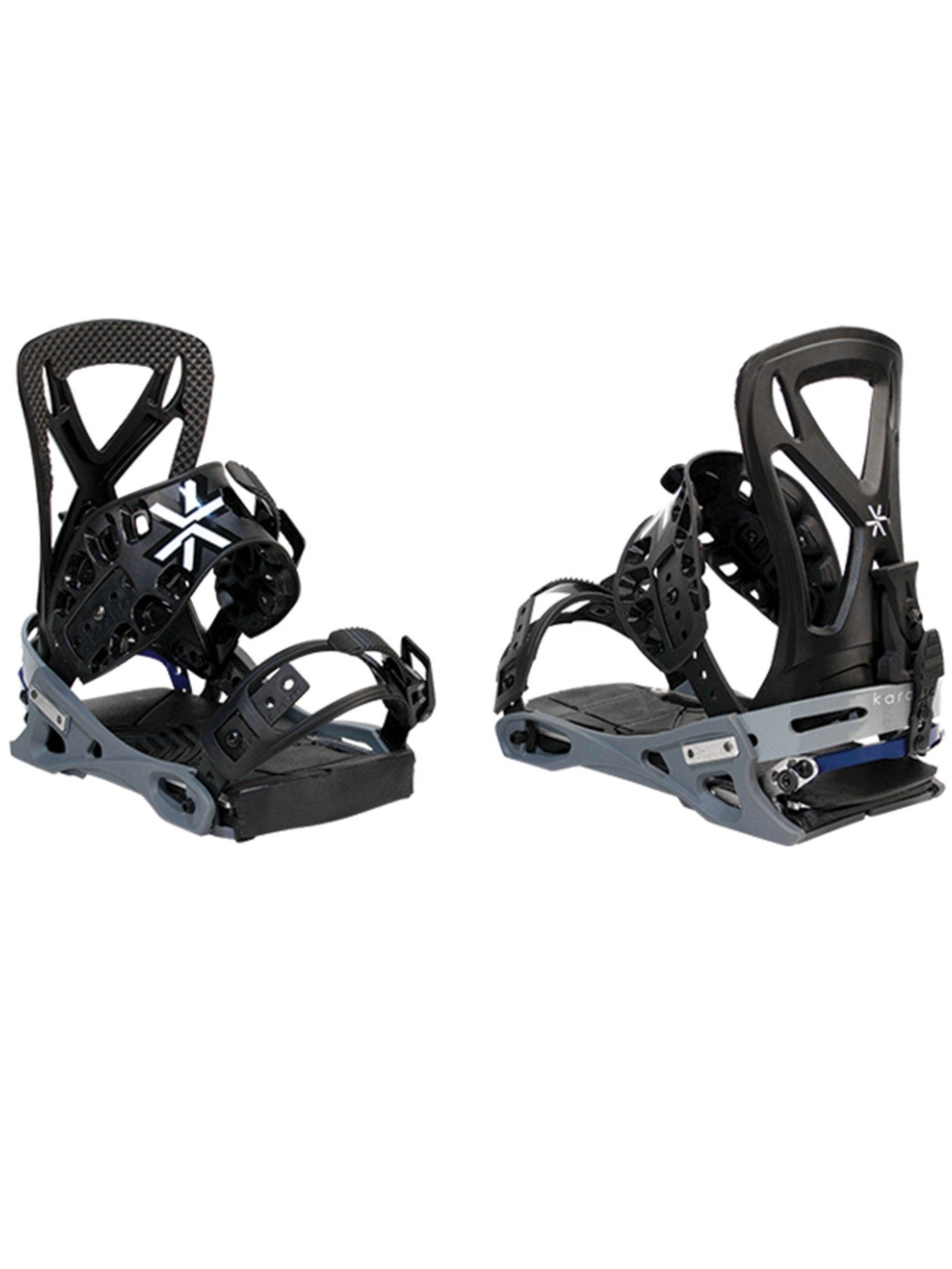 Microburst Bindings + Splitboard Interface (Women)