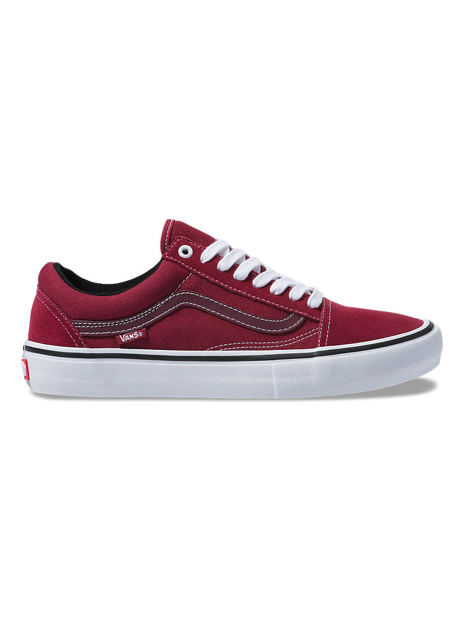 RUMBA RED/TRUE WHT (VG4)