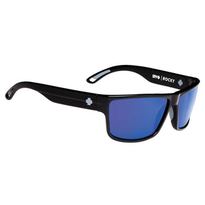 Black / Happy Bronze Polarized Blue Spectra