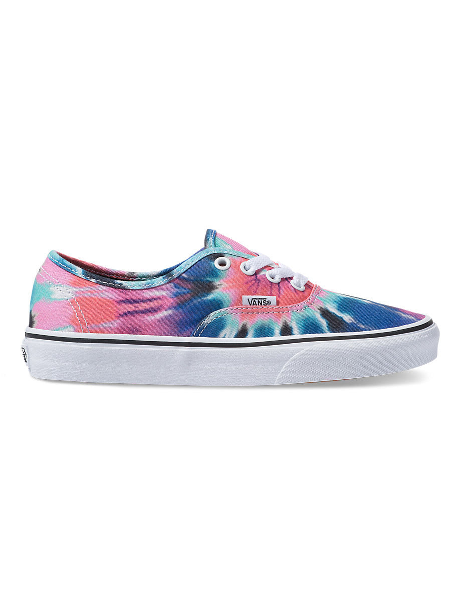 Tie Dye Authentic Shoes (Women)