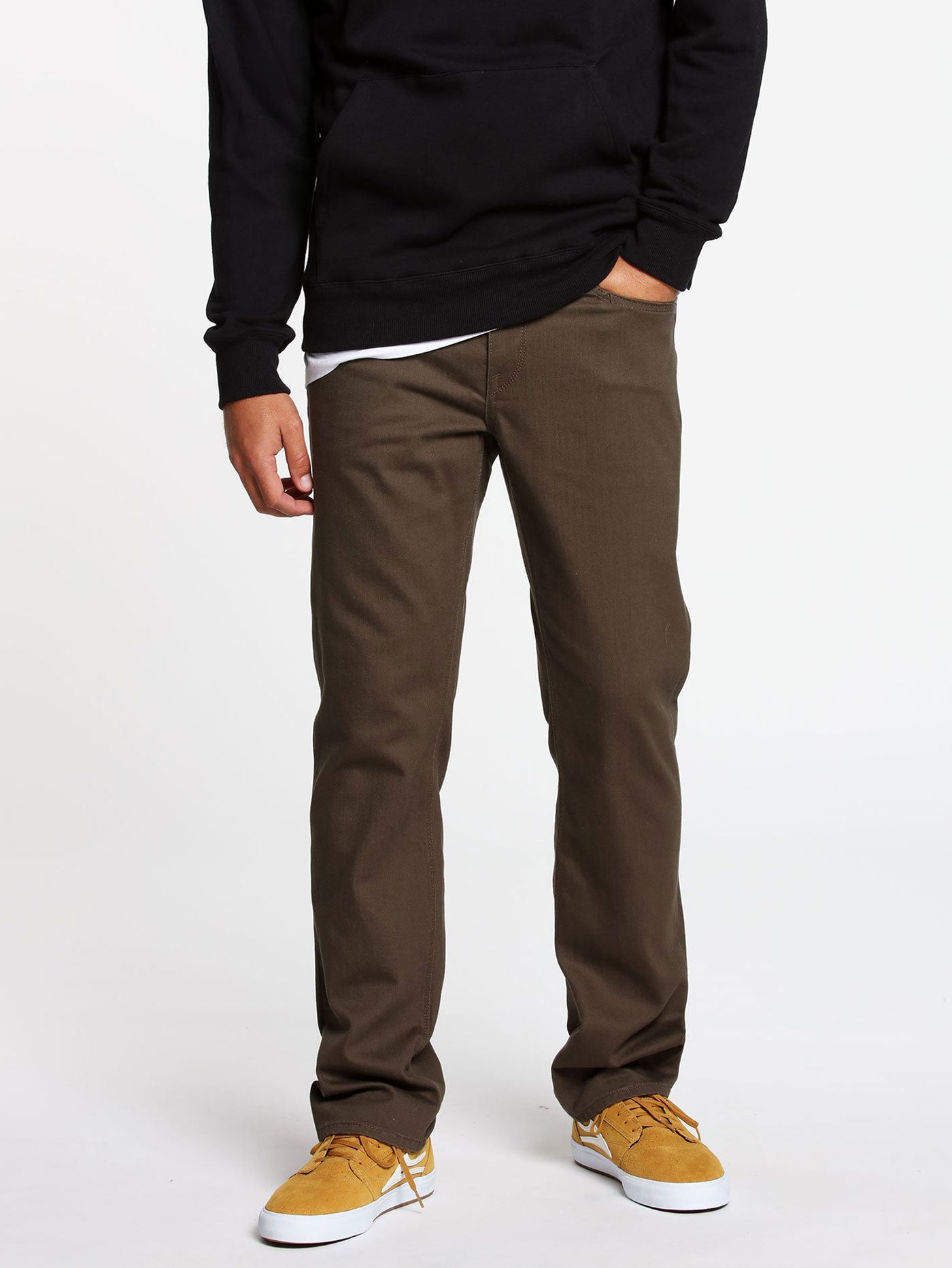 Solver 5 Pocket Slub Modern Fit Pants
