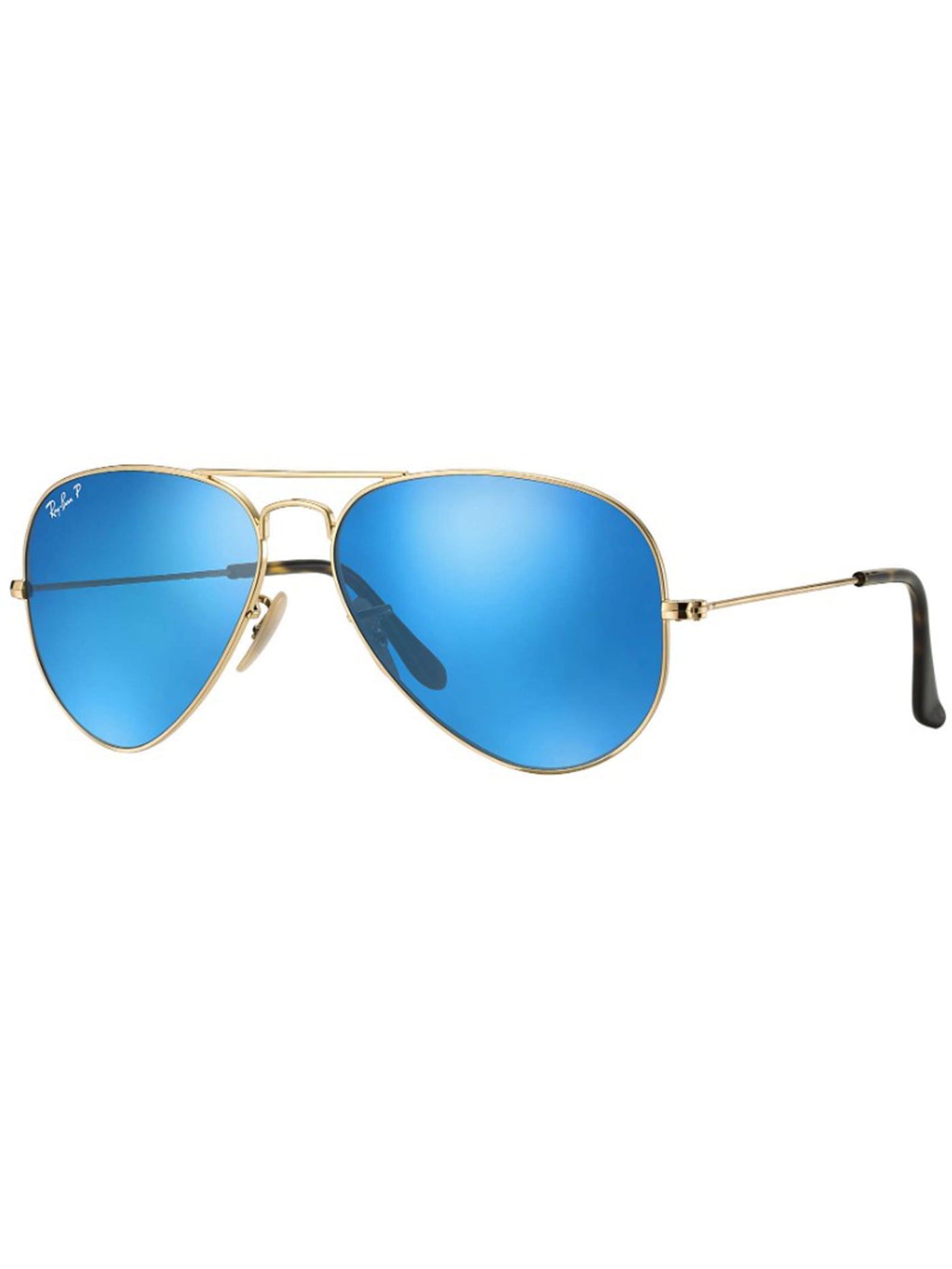 GOLD/BLUE FLASH POLARIZED