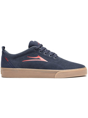 NAVY/RED SUEDE (NRS)