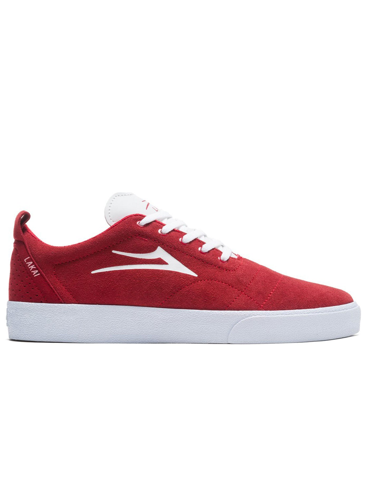 RED/WHITE SUEDE (RWS)
