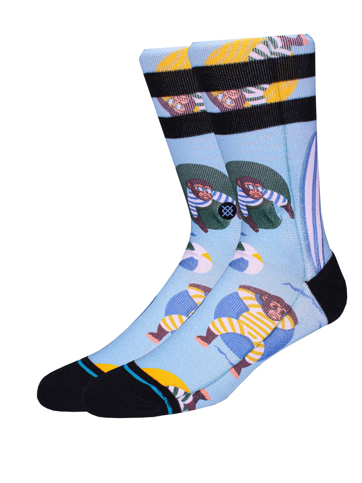 Lazy River Socks