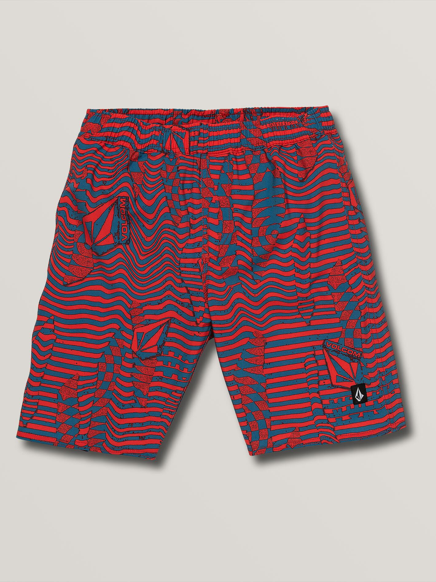 Logo Shifter 17 Boardshorts (Boys 7-14)