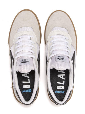 WHITE/BLACK SUEDE (WBS)