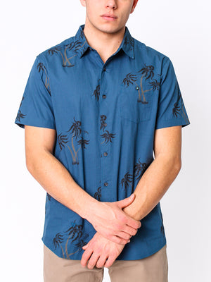 Ala Moana Short Sleeve Buttondown Shirt