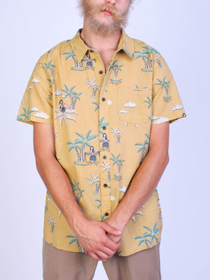 Atoll Short Sleeve Buttondown Shirt