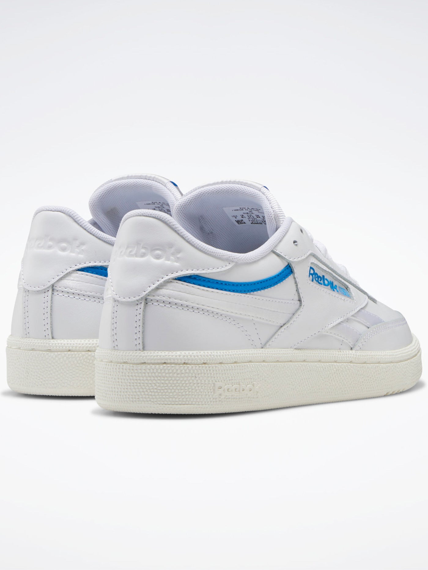 WHITE/HORIZON BLUE/CHALK