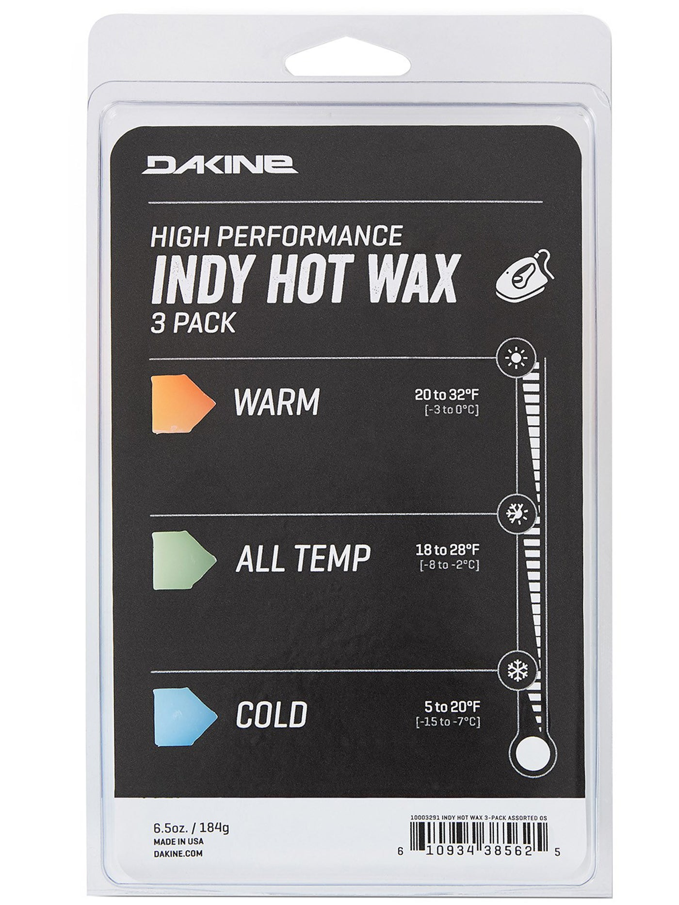Indy Hot Wax 3 Pack