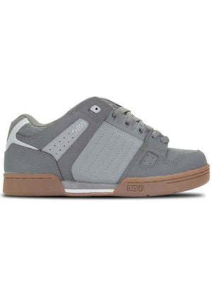 CHARCOAL GREY NUBUCK