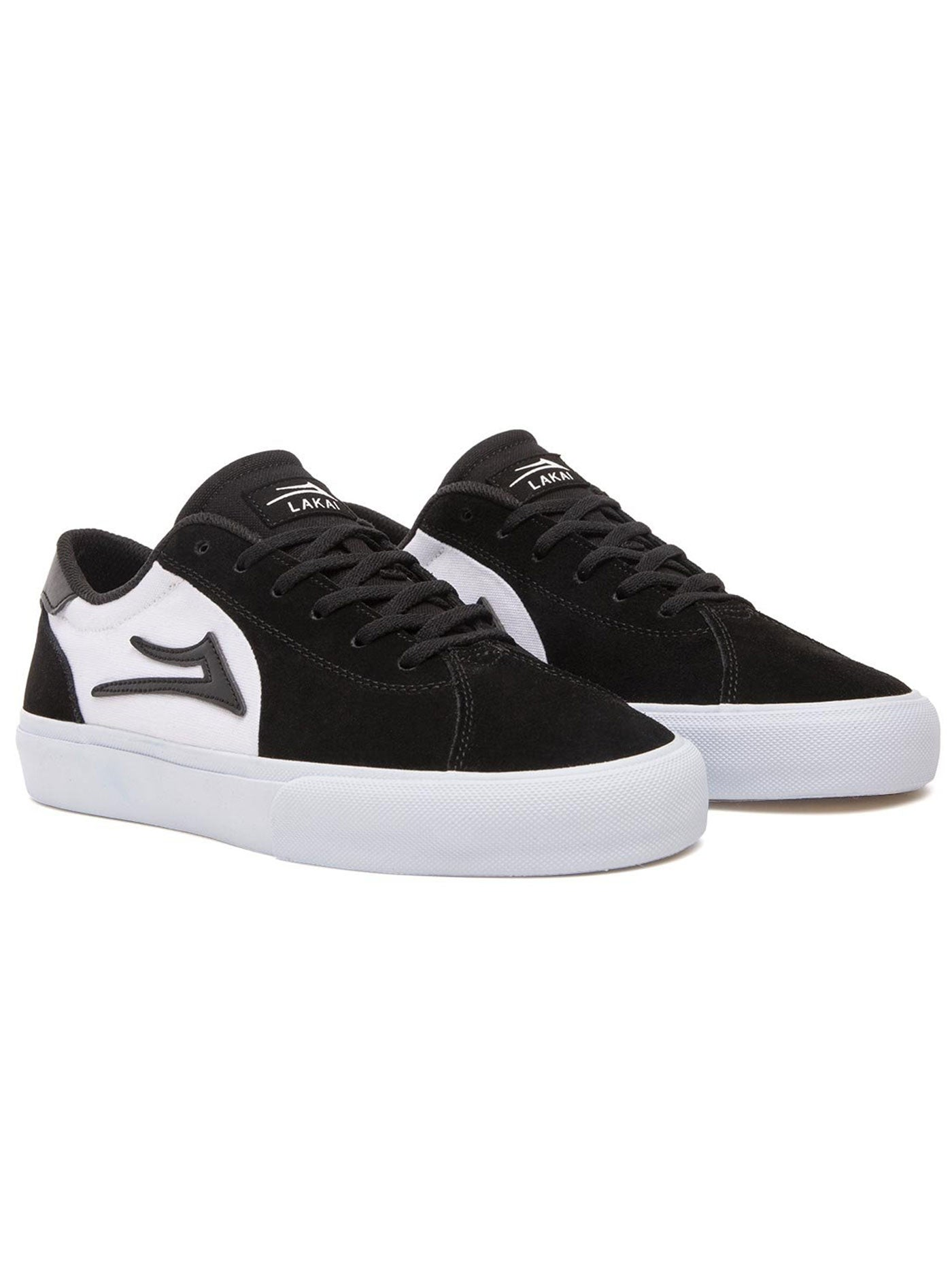 BLACK/WHITE SUEDE (BWS)