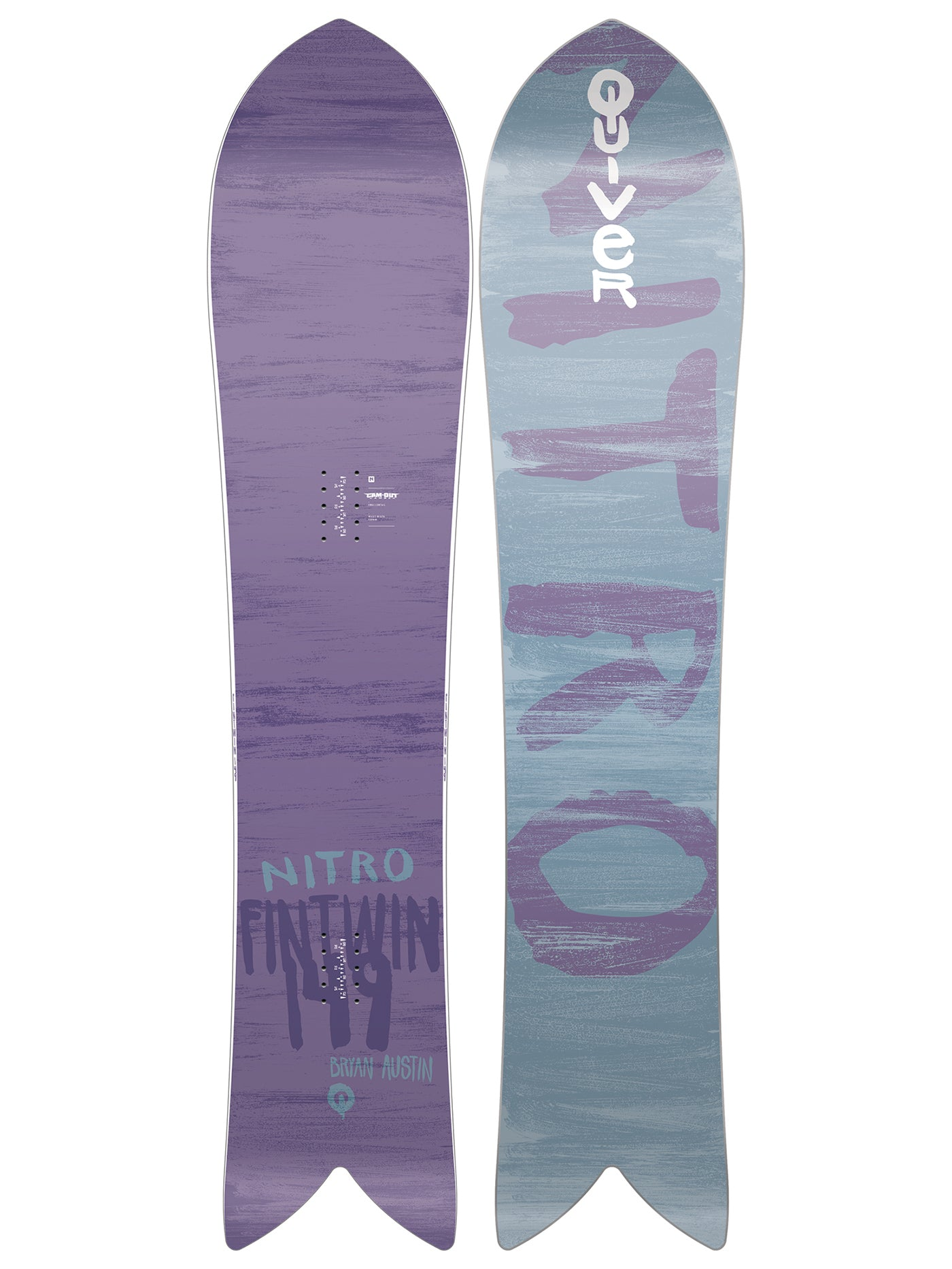 Quiver Series Fintwin